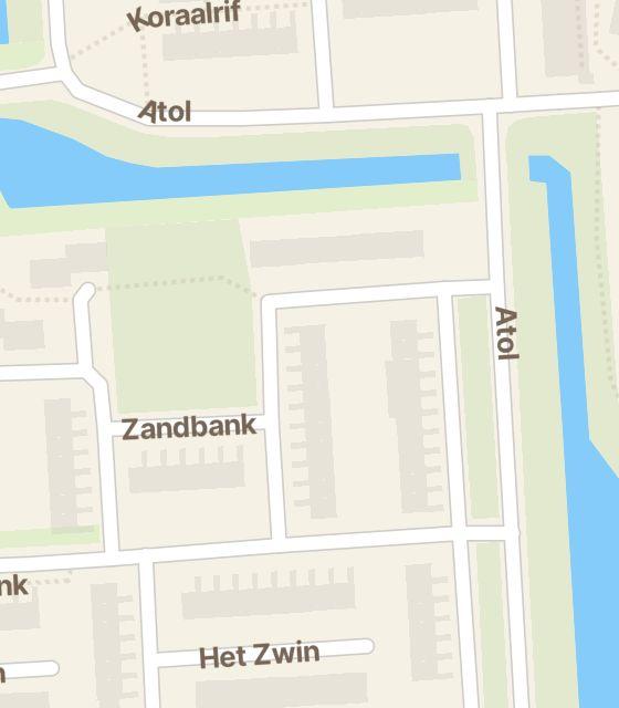 Zandbank 122